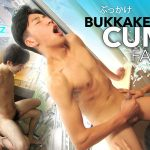 ODAIBA BEACH BOYZ 4: BUKKAKE CUM FACIAL - Japanese gay sex