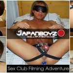 Sex Club Filming Adventure - Japanese gay sex
