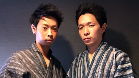 Tea For Two: Takeru & Keiji - Japanese gay sex